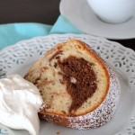 Gluten Free Marble Bundt Cake