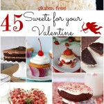 45 Gluten Free Sweets for Your Valentine