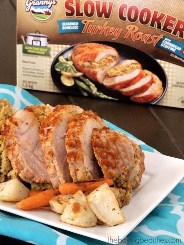 Granny's Poultry Slow Cooker Turkey Roasts (Gluten Free)