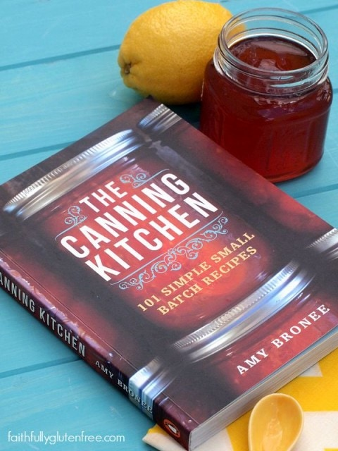 A Review and Giveaway of the new book, The Canning Kitchen