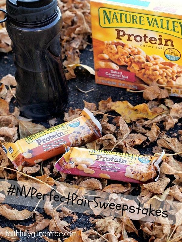 Nature Valley's New Gluten Free Snack Bars #NVPerfectPairSweepstakes