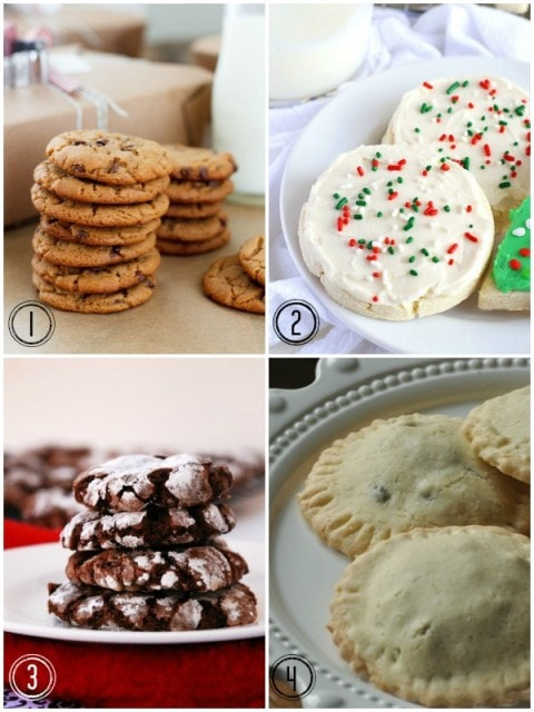 50+ Gluten Free Christmas Cookie Recipes