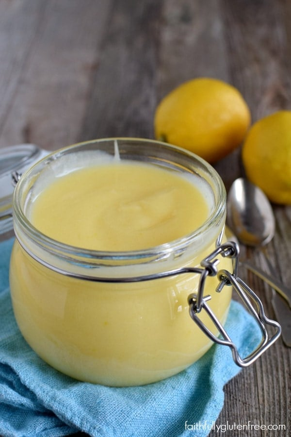 Super tart and tangy, you can make up a batch of this Easy Microwave Lemon Curd in minutes!