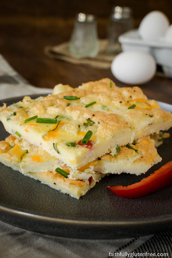 Whether you are making breakfast for the week or feeding a crowd, these Sheet Pan Eggs will help you save time in the mornings. Perfect for when you are on the go but still want a hearty, healthy breakfast to kick-start the day.