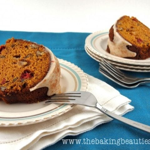 All-in-One Holiday Bundt Cake