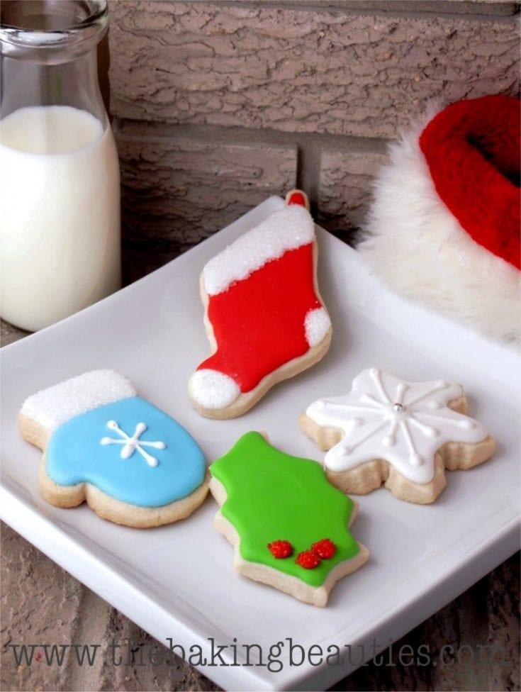 Gluten Free Rolled Sugar Cookies