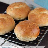 Gluten Free Bread Bowls