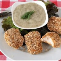 Gluten Free Breading for Chicken and Fish