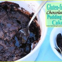 Gluten-free Chocolate Pudding Cake