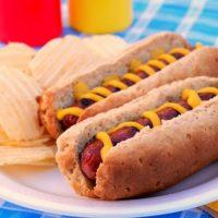 Gluten Free Hot Dog or Hamburger Buns