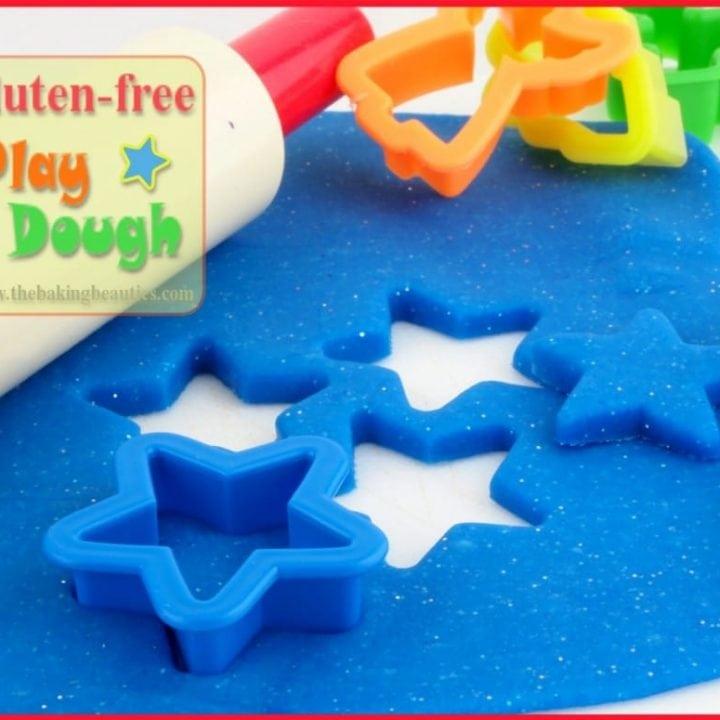Gluten-free Play Dough
