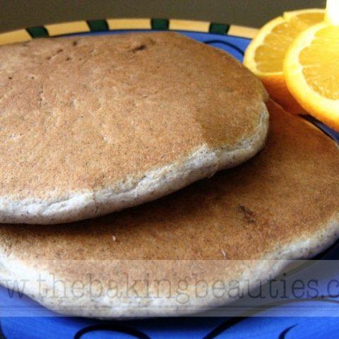 Gluten-Free Buckwheat Buttermilk Pancakes