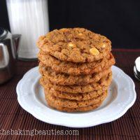 Gluten Free Cappuccino Cookies