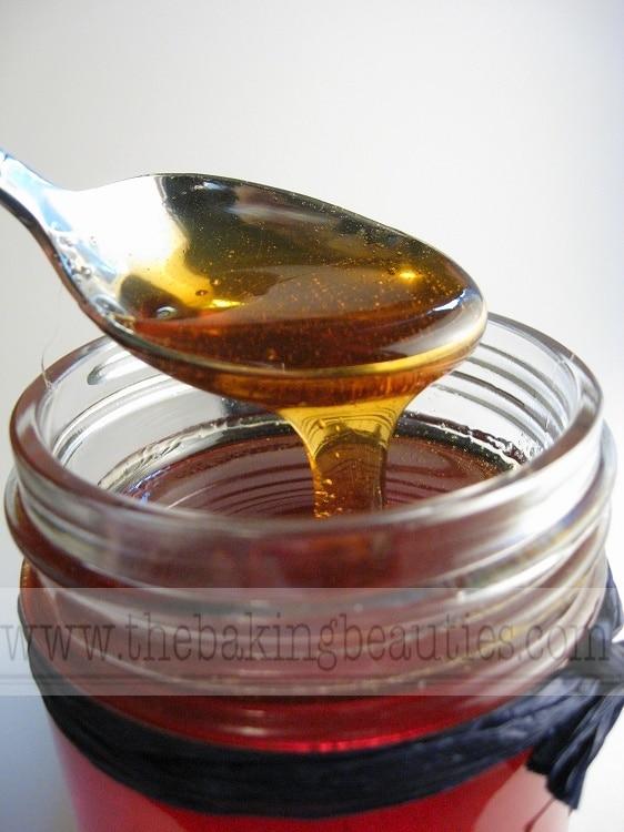 Dandelion Syrup