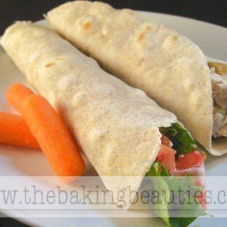 Gluten-Free Flour Tortillas