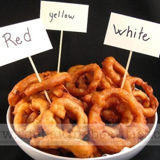 Gluten Free Onion Rings