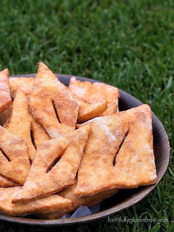 Gluten Free Rollkuchen